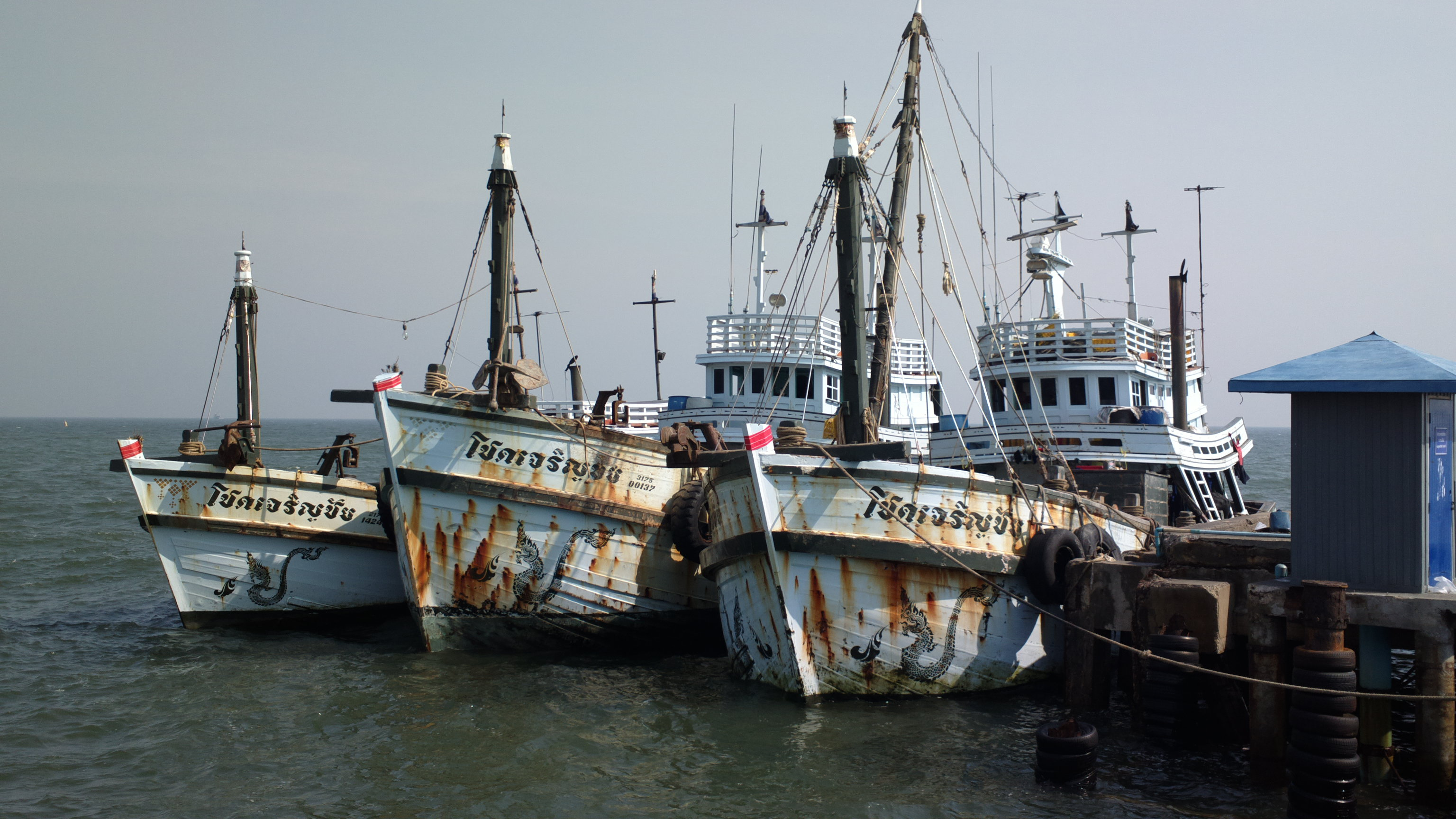 Photos of places in and around hua hin for Fishing spots near me no boat