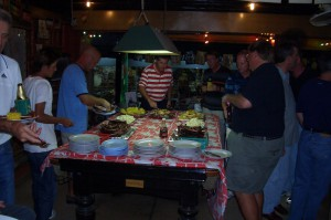 CRFS Bash at Billy's in Hua Hin