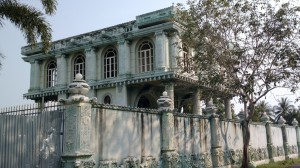 Haunted Mansion in Pranburi, Thailand